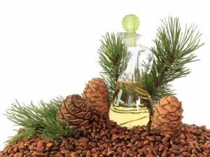 Уникальные свойства кедрового масла