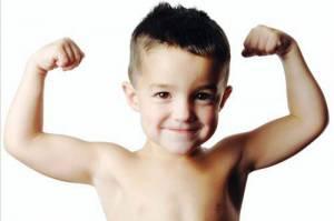 Здоровье ребёнка может быть всегда на высоте